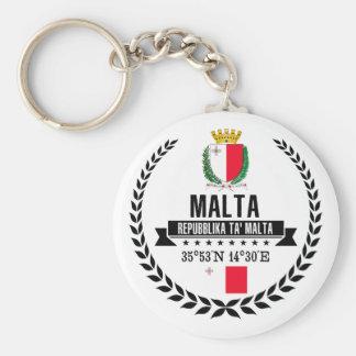 Malta Keychain