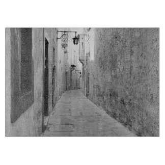 Malta Secluded Alley Cutting Board