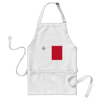 malta standard apron