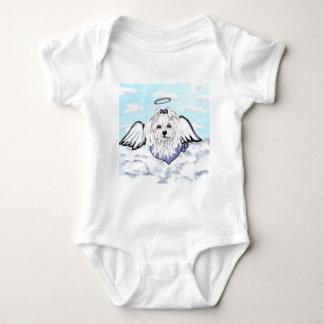 Maltese Angel Baby Bodysuit