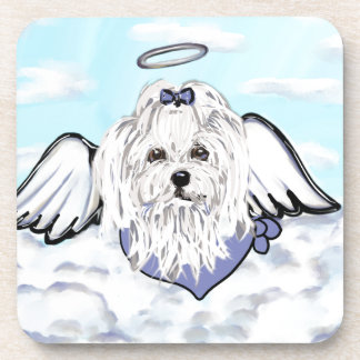 Maltese Angel Coaster