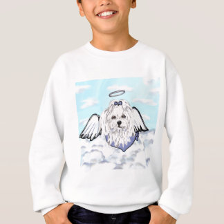 Maltese Angel Sweatshirt