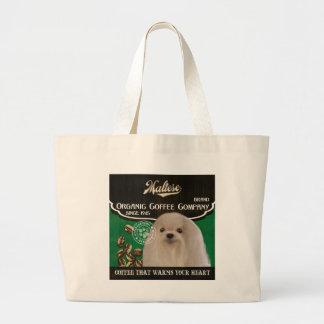Maltese Brand – Organic Coffee Company Bag