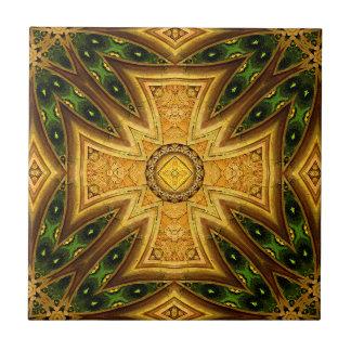 Maltese Celtic Combo Mandala Tile