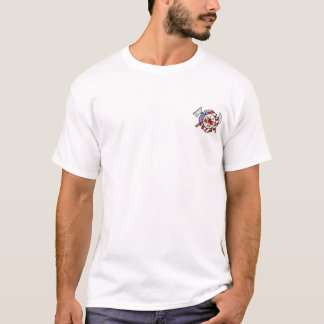 Maltese Cross/Firefighter's Prayer t-shirt