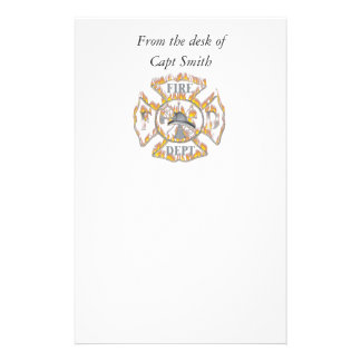Maltese Cross Stationary Stationery