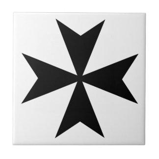 Maltese Cross Tile