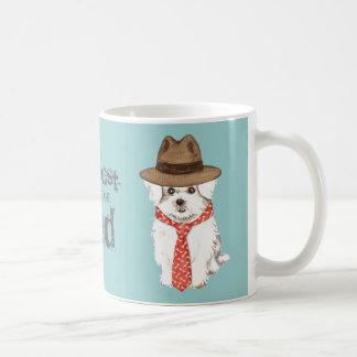 Maltese Dad Coffee Mug