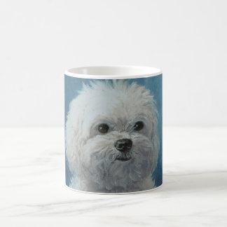 Maltese Dog Coffee Mug