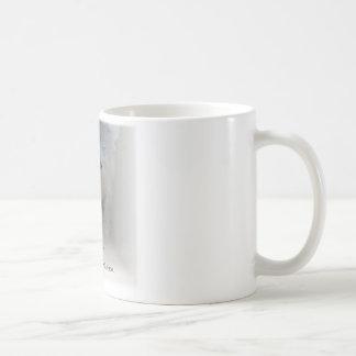 Maltese dog poem coffee mug
