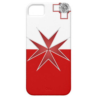 Maltese Flag iPhone 5 Case