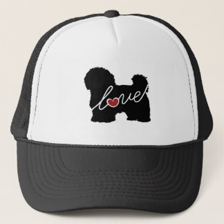 Maltese / Havanese Love Trucker Hat
