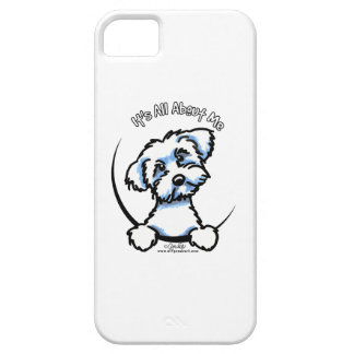 Maltese Its All About Me iPhone 5 Case