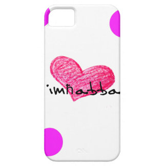 Maltese Language of Love Design Case For The iPhone 5