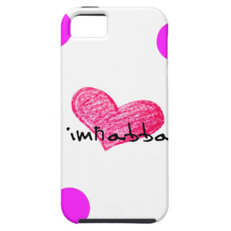 Maltese Language of Love Design iPhone 5 Covers