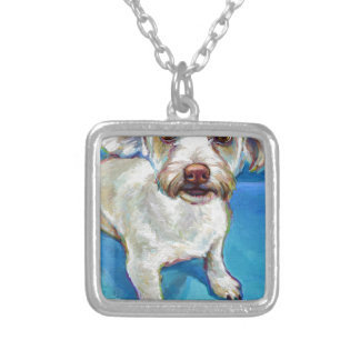 MALTESE Mix Silver Plated Necklace