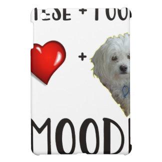 Maltese + Poodle = Moodle iPad Mini Covers