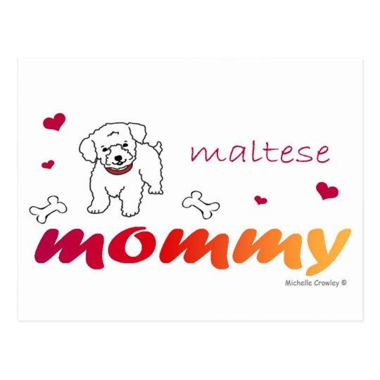 Maltese Postcard