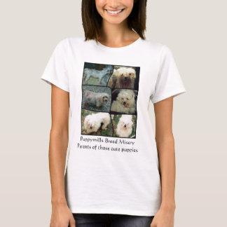Maltese puppymill rescue T-Shirt