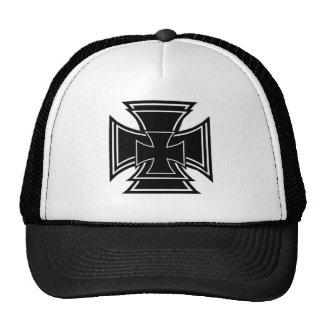 MALTESE TRIPLE CROSS TRUCKER HAT