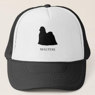 Maltese Trucker Hat
