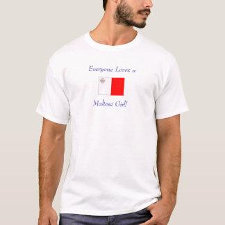 MalteseGirl T-Shirt