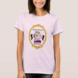 maltipoo3_edited-2 T-Shirt
