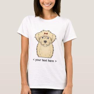 Maltipoo Cartoon Personalized T-Shirt