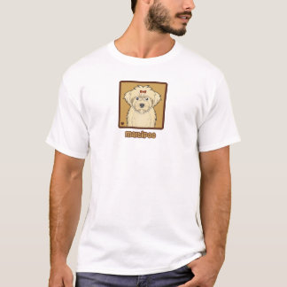 Maltipoo Cartoon T-Shirt