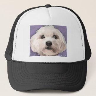 Maltipoo Trucker Hat