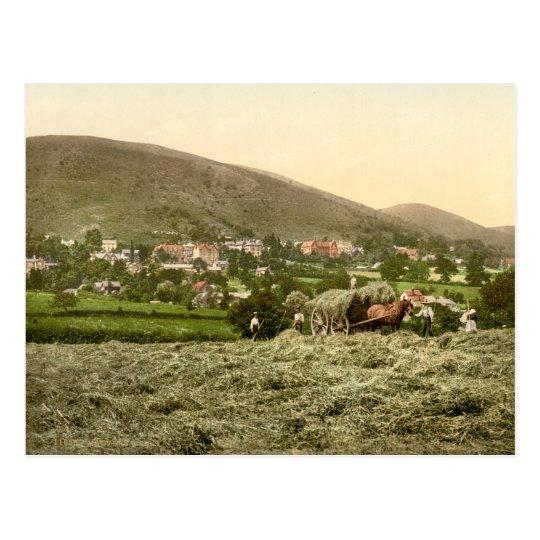 Malvern III, Worcestershire, England Postcard