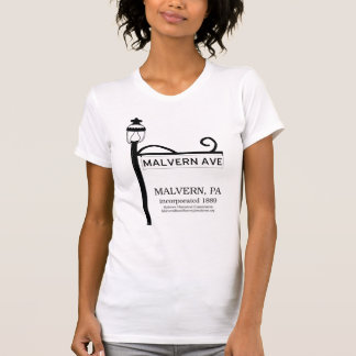 Malvern PA - Malvern Avenue t-shirt