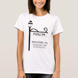 Malvern PA - Paoli Pike t-shirt