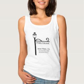 Malvern PA - Powelton Avenue t-shirt