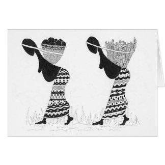 Mama Africa Card