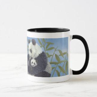 Mama & Baby Panda Mug