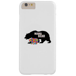 Mama Bear Autism Awareness Suppor Barely There iPhone 6 Plus Case
