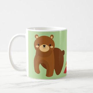 Mama Bear - Large Family Mom Gift Coffee Mug