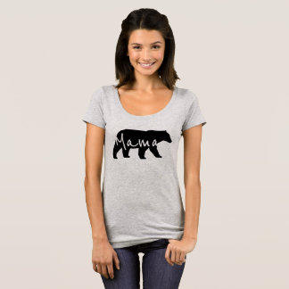 Mama Bear Mom TShirt