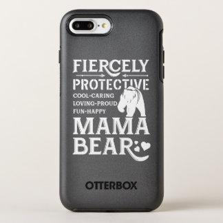 mama bear OtterBox symmetry iPhone 8 plus/7 plus case