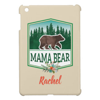 Mama Bear Outdoorsy iPad Case