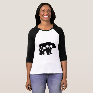 Mama Bear Shirt - Cute Mom Shirt - Funny Mom Shirt