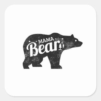 Mama Bear Sticker Decal