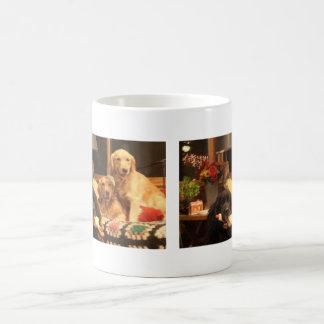 Mama Cass and Goldens Coffee Mug