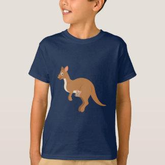 Mama Kangaroo and Joey T-Shirt