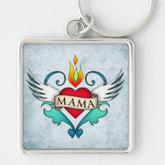 Mama Keychain