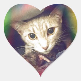 Mama Mimi Heart Sticker