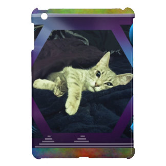Mama Mimi & her Baby Kitties Case For The iPad Mini