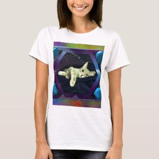 Mama Mimi & her Baby Kitties T-Shirt