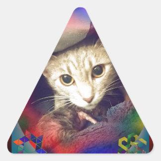 Mama Mimi Triangle Sticker